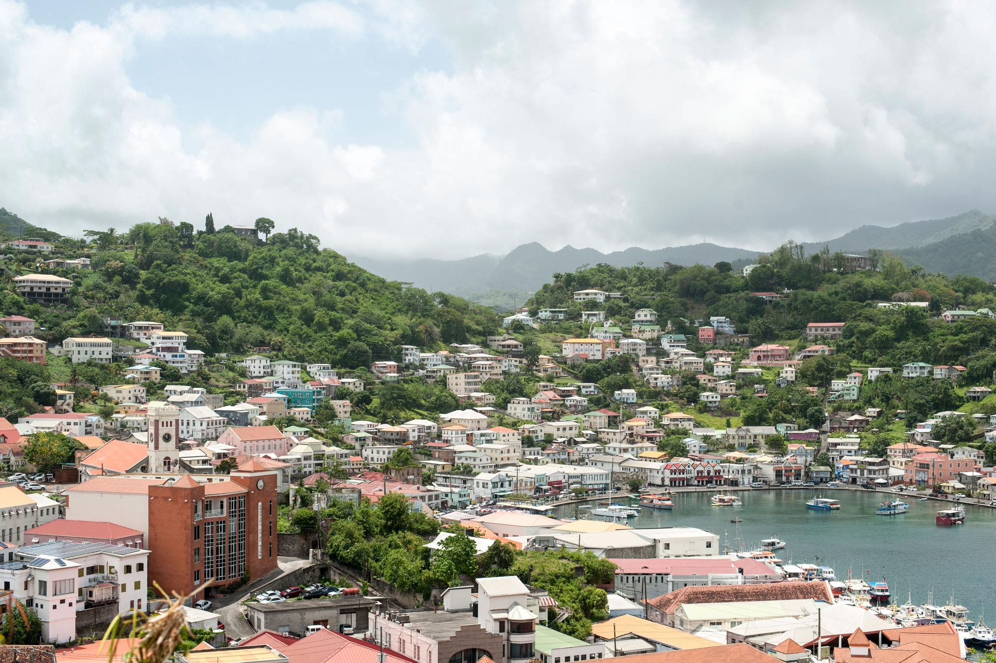 getting to grenada